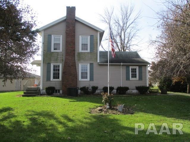 2551 County Rd 600 N, Toluca, IL 61369 (#1199624) :: Adam Merrick Real Estate