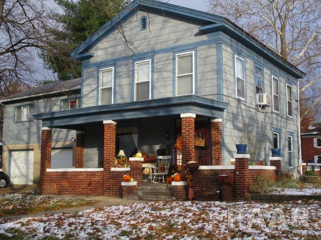 106 N Fulton, Lacon, IL 61540 (#PA1199775) :: Adam Merrick Real Estate