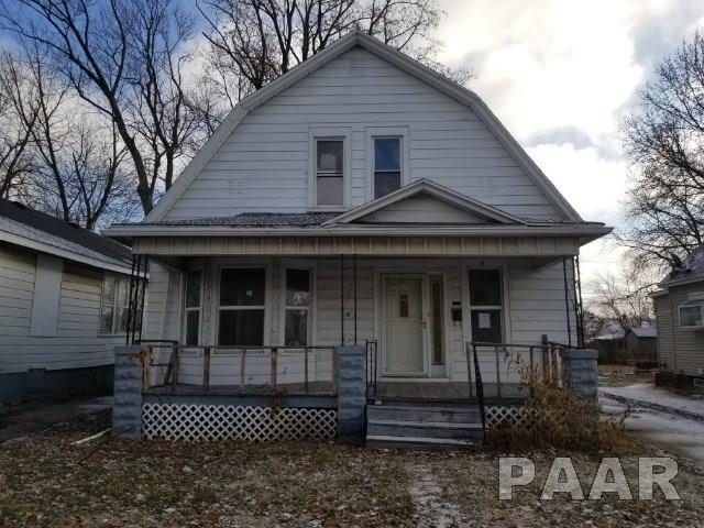 1904 S 11TH, SPRINGFIELD, IL 62703 (#1200517) :: Adam Merrick Real Estate