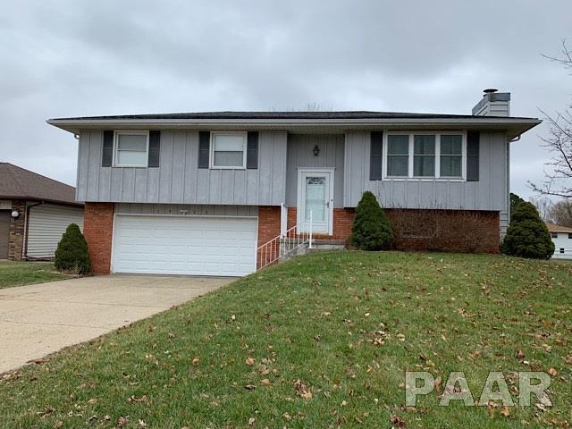 1420 Highview Road, East Peoria, IL 61611 (#1200639) :: The Bryson Smith Team