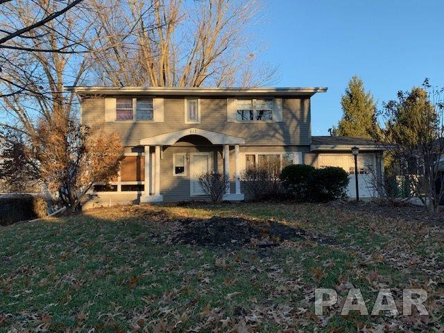 617 Memorial Drive, Macomb, IL 61455 (#1200972) :: Adam Merrick Real Estate