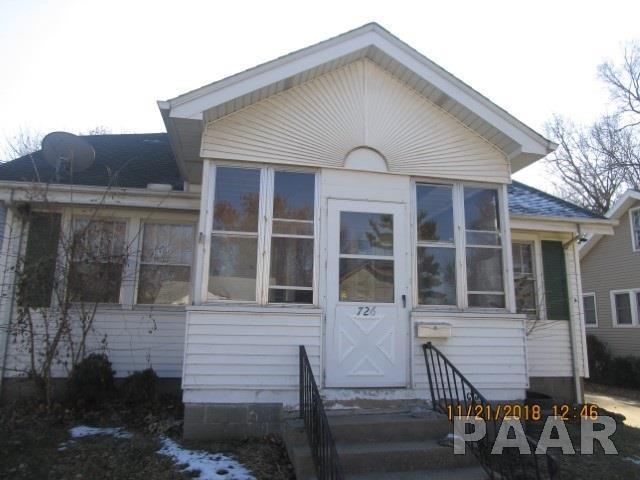 726 E Corrington Avenue, Peoria, IL 61603 (#1201349) :: Adam Merrick Real Estate