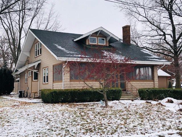 106 W Ash Street, Elmwood, IL 61529 (#PA1201691) :: Adam Merrick Real Estate
