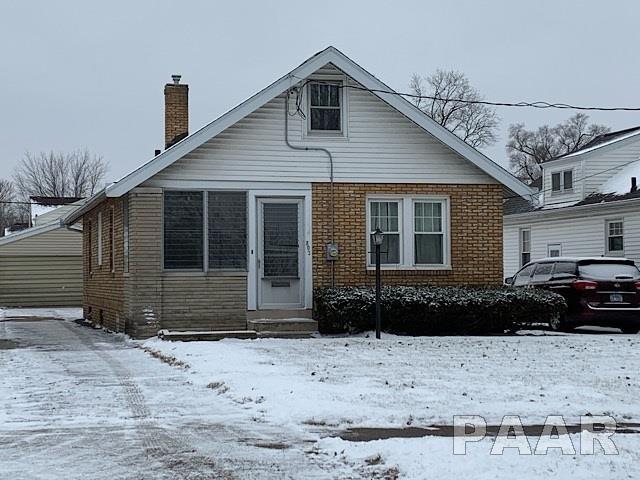 802 W Forrest Hill Avenue, Peoria, IL 61604 (#1201765) :: Adam Merrick Real Estate
