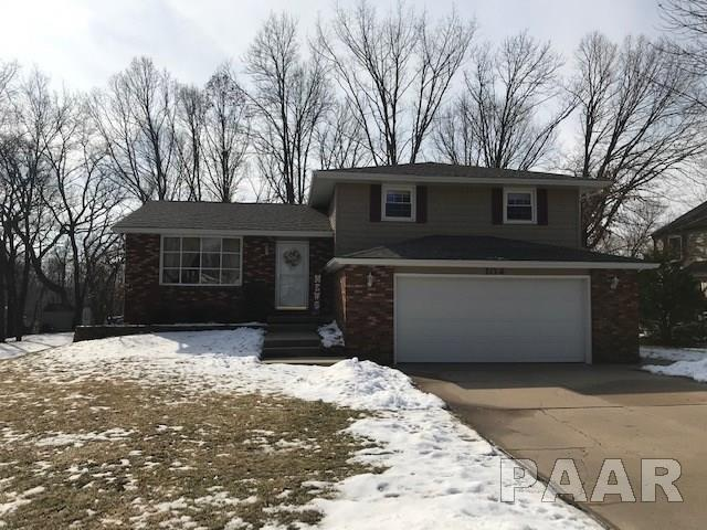 104 Blackhawk Court, East Peoria, IL 61611 (#1201870) :: Adam Merrick Real Estate