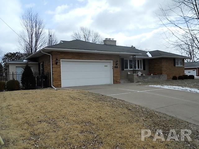 321 W Florence Avenue, Peoria, IL 61604 (#1202177) :: Adam Merrick Real Estate