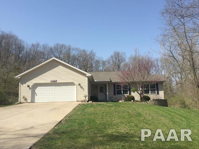 1407 N Kickapoo Creek Road, Peoria, IL 61604 (#1202320) :: Adam Merrick Real Estate