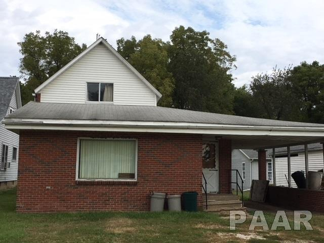 875 Old West Locust Street, Canton, IL 61520 (#PA1203410) :: The Bryson Smith Team