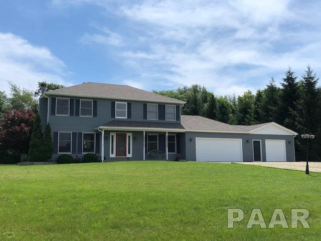 21020 N Deer Bluffs Drive, Chillicothe, IL 61523 (#PA1203811) :: RE/MAX Preferred Choice