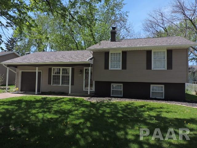 2613 S High Meadow Street, Bartonville, IL 61607 (#PA1204413) :: The Bryson Smith Team