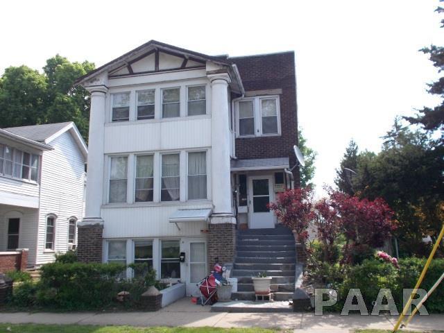 1014 N Ellis Street #2, Peoria, IL 61606 (#PA1204882) :: Killebrew - Real Estate Group