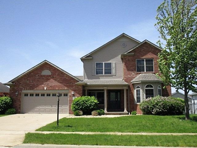 203 Skylark Lane, Washington, IL 61571 (#PA1205078) :: Adam Merrick Real Estate