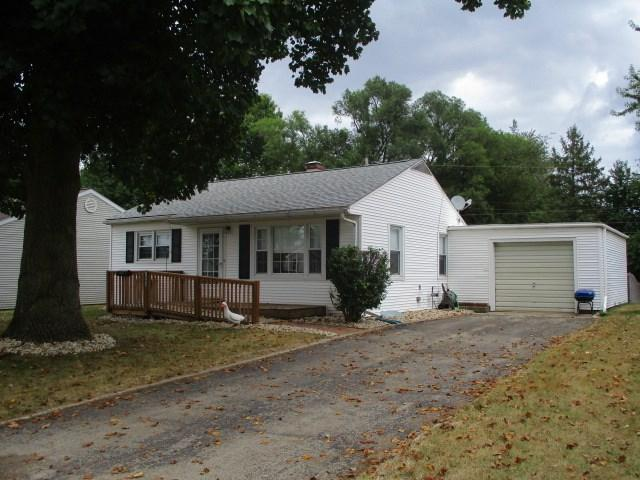 1604 Birren Street, Chillicothe, IL 61523 (#PA1207904) :: Adam Merrick Real Estate