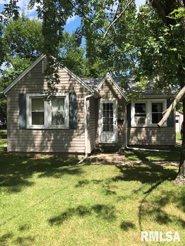 1119 W Purtscher Drive, Peoria, IL 61614 (#PA1209001) :: Adam Merrick Real Estate
