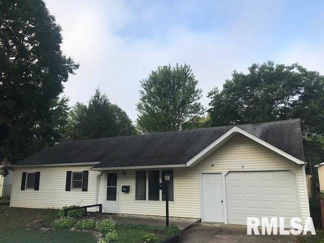 1711 N Finney Street, Chillicothe, IL 61523 (#PA1209015) :: RE/MAX Preferred Choice