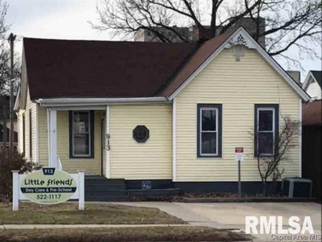 913 S 9TH, Springfield, IL 62703 (#CA2368) :: Adam Merrick Real Estate