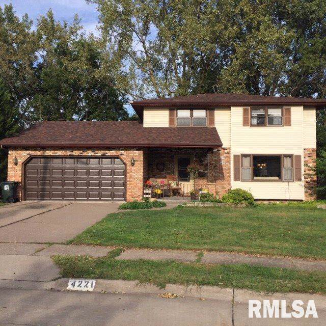 4221 Taylor Street, Davenport, IA 52806 (#QC4206034) :: Killebrew - Real Estate Group