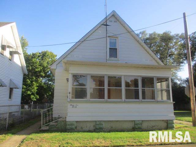 310 Franklin Street, Pekin, IL 61554 (#PA1209063) :: Killebrew - Real Estate Group