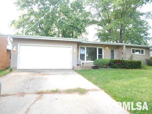 5 Wilmar Terrace, East Peoria, IL 61611 (#PA1209070) :: RE/MAX Preferred Choice