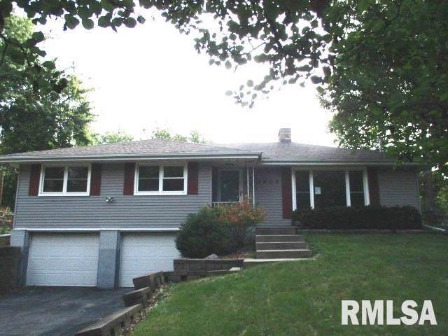 3904 N Millbrook Road, Peoria, IL 61615 (#PA1209139) :: Adam Merrick Real Estate