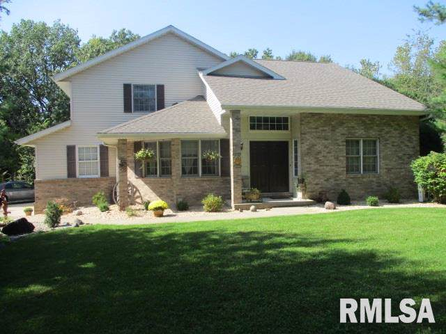 20611 N Deer Bluffs Drive, Chillicothe, IL 61523 (#PA1209220) :: RE/MAX Preferred Choice
