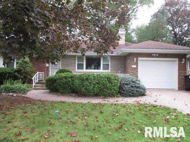 4227 N Wycliffe Road, Peoria, IL 61614 (#PA1209222) :: RE/MAX Preferred Choice