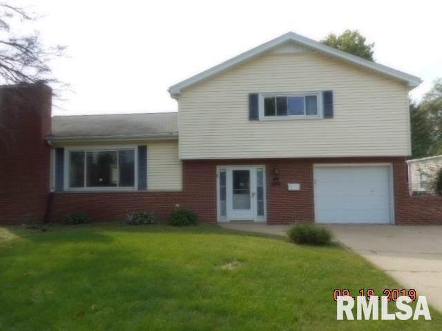 1011 N Hushaw Avenue, Chillicothe, IL 61523 (#PA1209354) :: Adam Merrick Real Estate