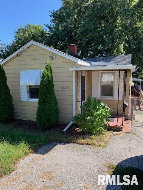 1922 E Princeton Street, Peoria, IL 61614 (#PA1209358) :: Killebrew - Real Estate Group