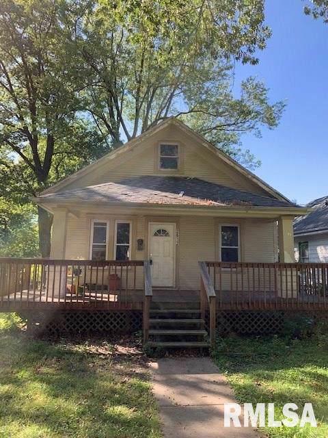 2613 N Missouri Avenue, Peoria, IL 61603 (#PA1209364) :: Paramount Homes QC