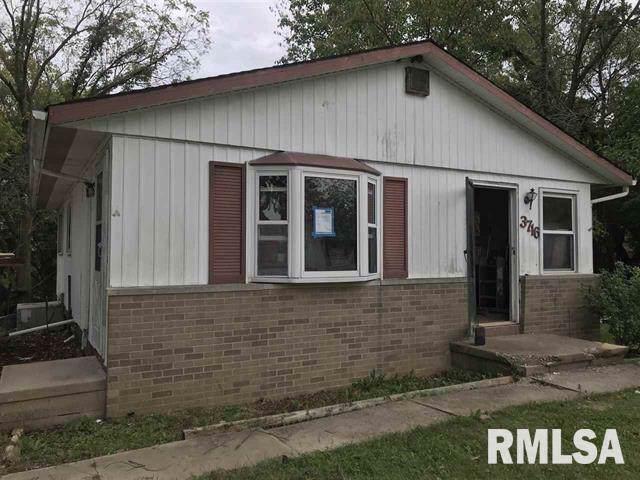 3716 W Verner Drive, Peoria, IL 61615 (#PA1209580) :: The Bryson Smith Team