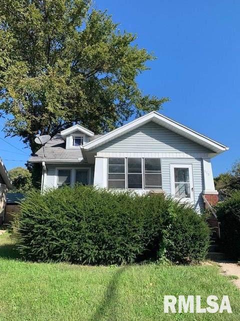 615 E Archer Avenue, Peoria, IL 61603 (#PA1209627) :: Paramount Homes QC