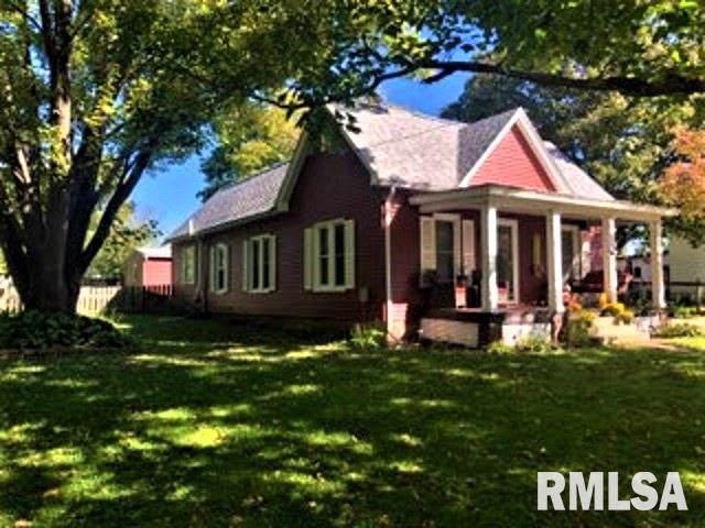 411 E Main Street, Elmwood, IL 61529 (#PA1209663) :: Adam Merrick Real Estate