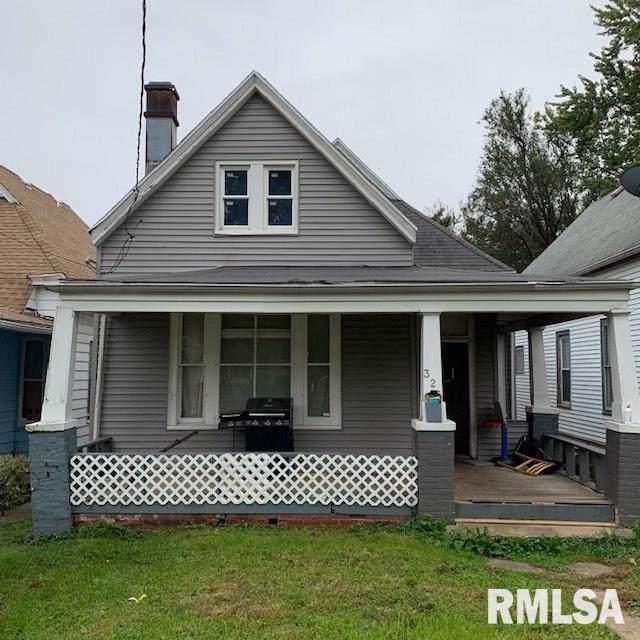 326 E Archer Avenue, Peoria, IL 61603 (#PA1209862) :: Paramount Homes QC
