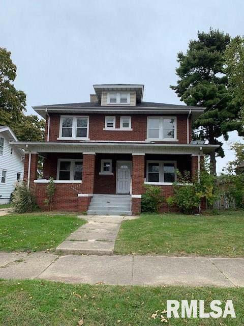 109 Melbourne Avenue, Peoria, IL 61603 (#PA1209867) :: Killebrew - Real Estate Group