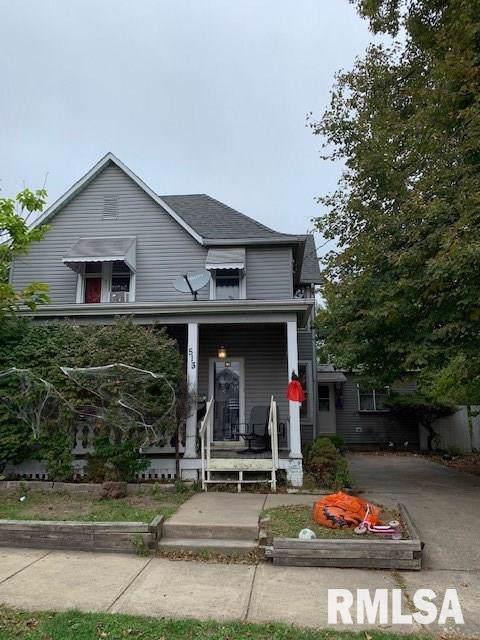 513 W Gift Avenue, Peoria, IL 61604 (#PA1209871) :: Paramount Homes QC
