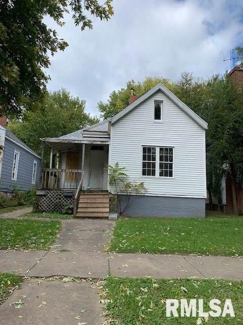 321 E Arcadia Avenue, Peoria, IL 61603 (#PA1209923) :: Adam Merrick Real Estate