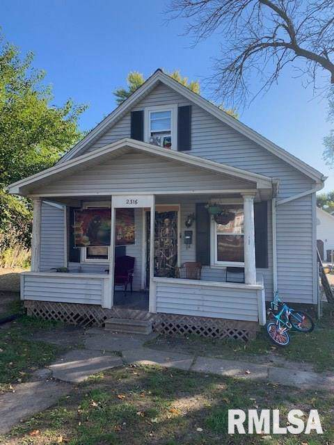 2316 N Sheridan Road, Peoria, IL 61604 (#PA1209949) :: Paramount Homes QC