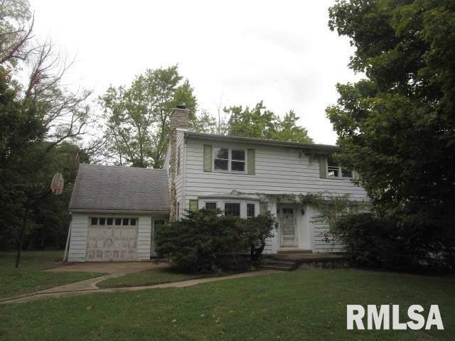 108 S Pleasant Hill Road, East Peoria, IL 61611 (#PA1209993) :: Adam Merrick Real Estate