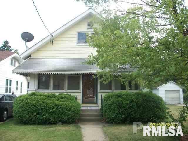 514 W Corrington Avenue, Peoria, IL 61604 (#PA1210026) :: Paramount Homes QC