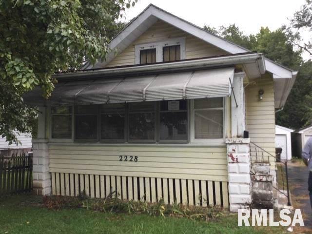 2228 N Ellis Street, Peoria, IL 61606 (#PA1210077) :: Paramount Homes QC