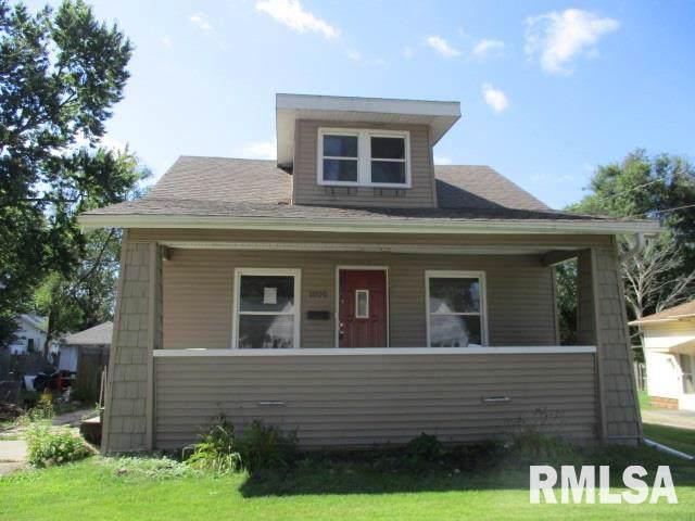 1020 W Gift Street, Peoria, IL 61604 (#PA1210111) :: RE/MAX Preferred Choice