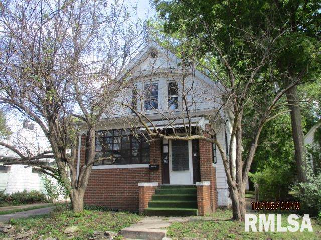 2312 N Maryland Avenue, Peoria, IL 61603 (#PA1210113) :: RE/MAX Preferred Choice
