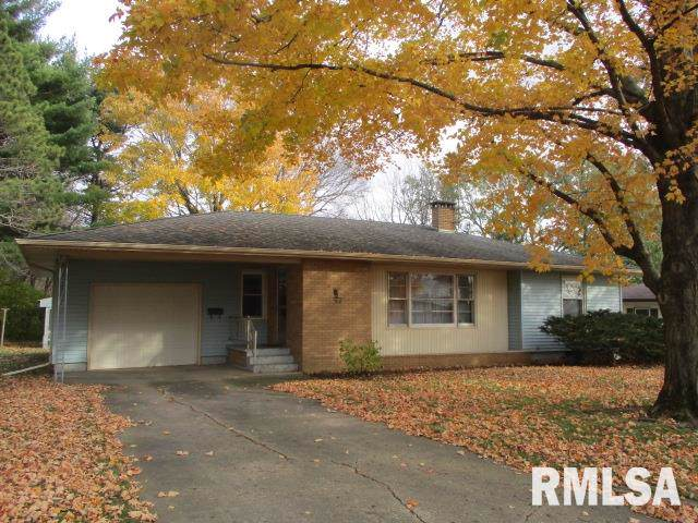 910 Donald Street, Henry, IL 61537 (#PA1210476) :: Adam Merrick Real Estate