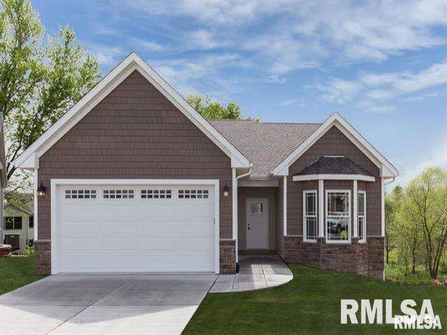 Lot 1 Pandit Drive, Bettendorf, IA 52722 (#QC4207571) :: Paramount Homes QC