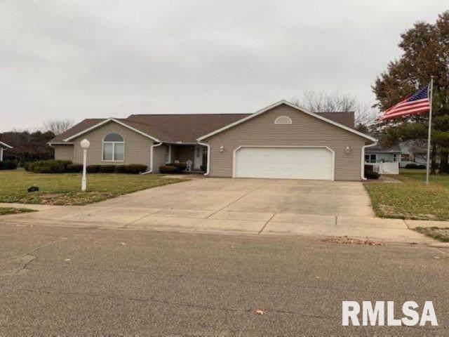1319 W Sycamore Street, Chillicothe, IL 61523 (#PA1210947) :: Adam Merrick Real Estate