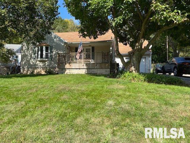 927 Meadows Avenue, East Peoria, IL 61611 (#PA1210959) :: Adam Merrick Real Estate