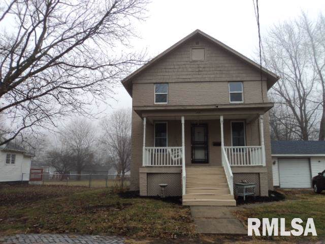 155 N Gold Street, Farmington, IL 61531 (#CA996921) :: Adam Merrick Real Estate