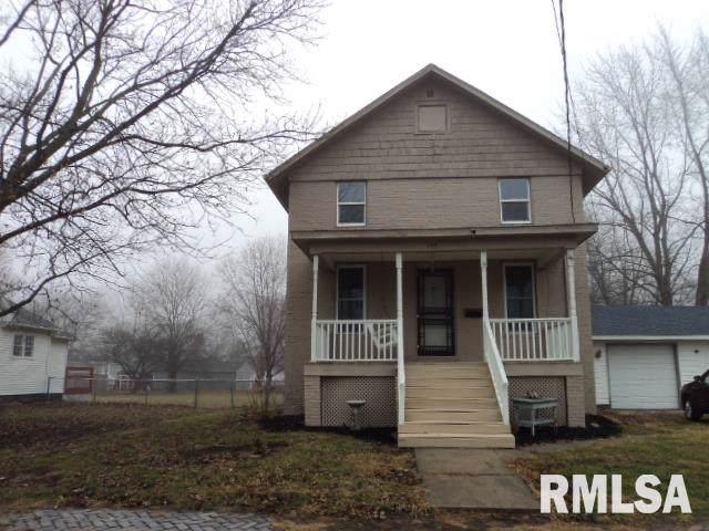 155 N Gold Street, Farmington, IL 61531 (#CA996921) :: The Bryson Smith Team