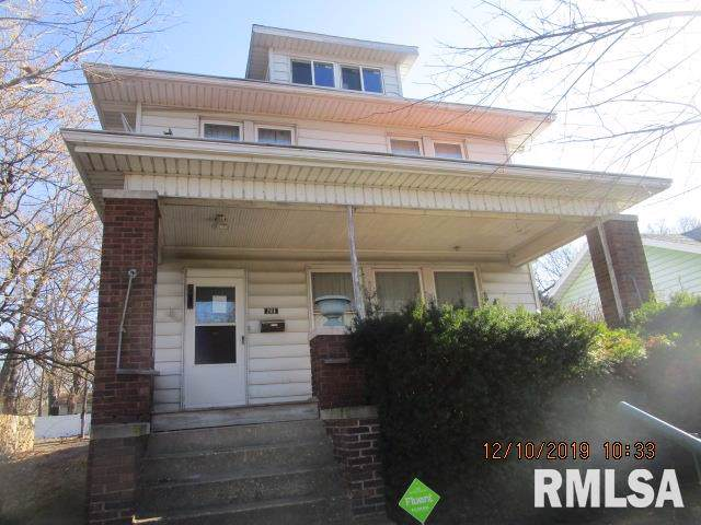 2416 N Dechman Avenue, Peoria, IL 61603 (#PA1211163) :: Adam Merrick Real Estate