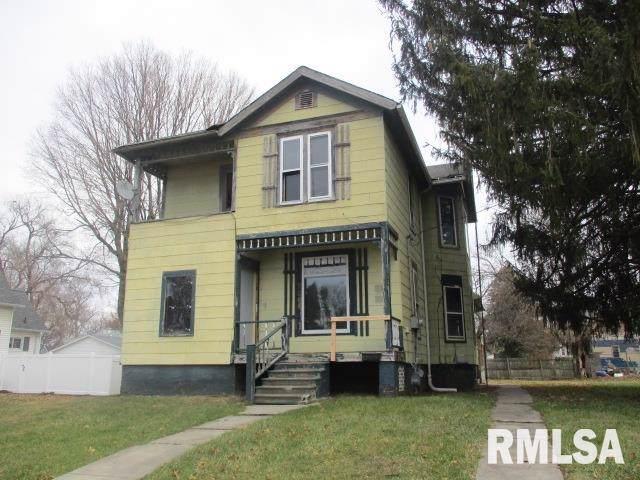 201 Duffield Avenue, Galesburg, IL 61401 (#PA1211168) :: Adam Merrick Real Estate
